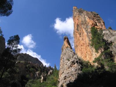 Encuentro CPN en España, en la Reserva Natural de las Hoces del Cabriel (Cuenca).