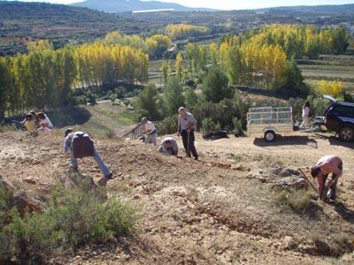 Se afianza el programa de voluntariado ambiental de CPN- Ecologistas en Acción Cuenca.