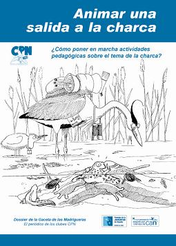 La Federación de clubes Conocer y Proteger la Naturaleza presenta al público la I Biblioteca del pequeño naturalista: La Gaceta de las Madrigueras.