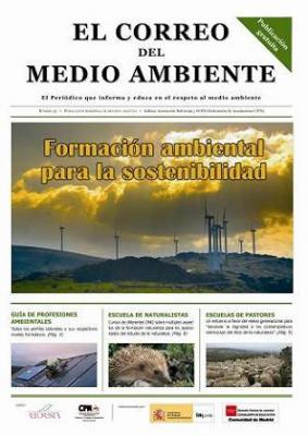 Especial FORMACIÓN AMBIENTAL PARA LA SOSTENIBILIDAD de EL CORREO DEL MEDIO AMBIENTE.