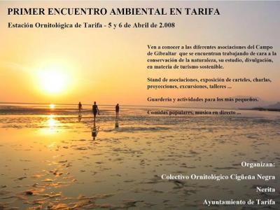 1er Encuentro Ambiental en Tarifa