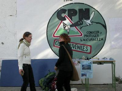 Encuentro medioambiental en Tarifa
