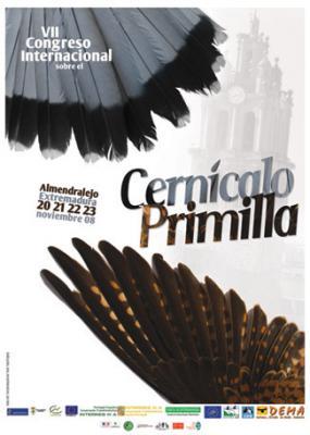CPN- DEMA: organizará el VII Congreso Internacional sobre el Cernícalo Primilla.