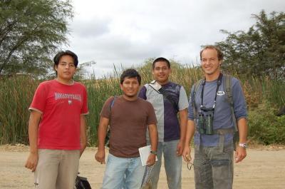Voluntarios de CPN- COCN en Perú