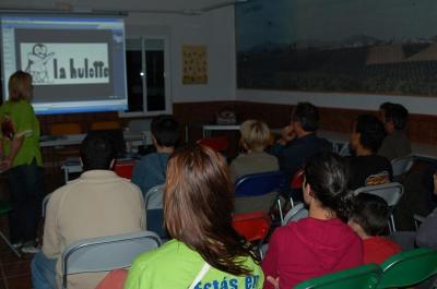 El Encuentro Nacional de los clubes juveniles Conocer y Proteger la Naturaleza, condicionado por el temporal.