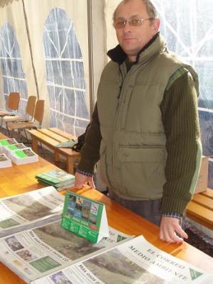 El Fapas reparte gratuitamente 5.000 cerezos silvestres en Oviedo